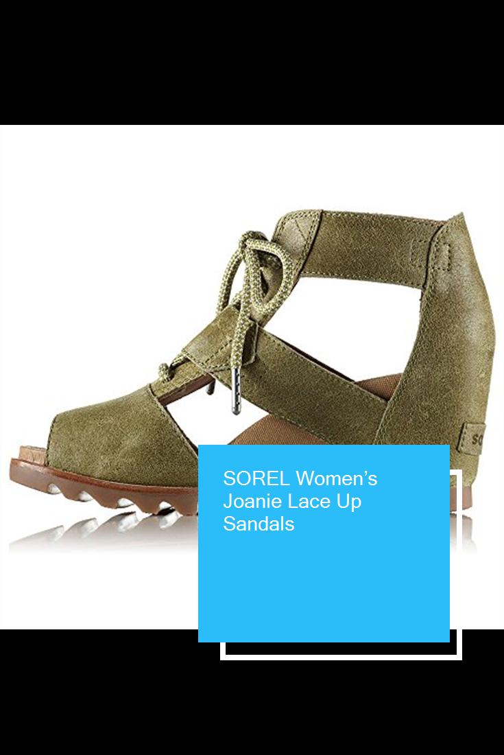 f53463d95 SOREL Women s Joanie Lace Up Sandals  sale