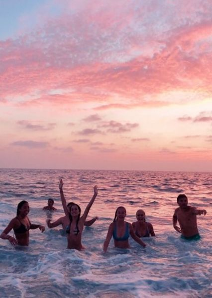 Fotos tumblr con tus amigas en la playa