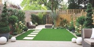 small garden design - Google Search