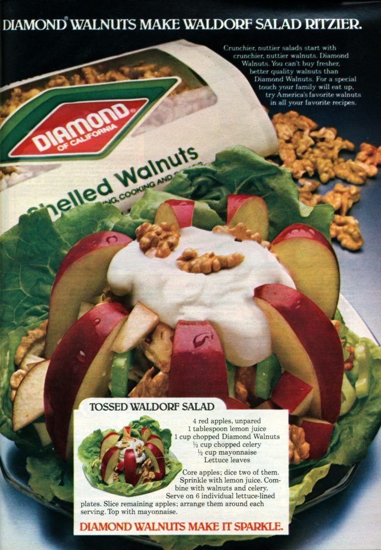 Waldorf Salad Recipe Variations