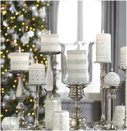 Winter Candles From Bowring #WinterWonderland #candles