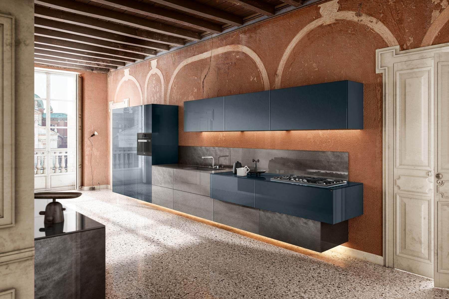 Cucine Moderne Componibili Di Design Con Immagini Design