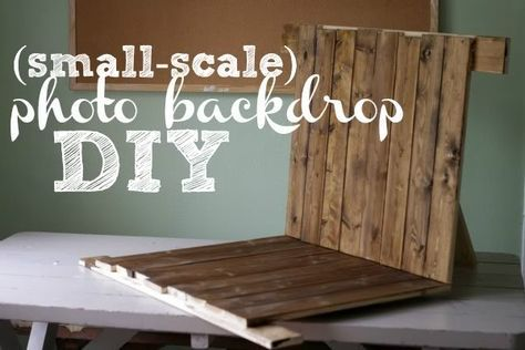 Genius Idea For A Small Scale Backdrop To Use In Product Photography Diy Photo Backdrop Diy Backdrop Photo Backdrop