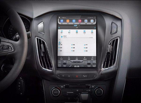 10 4 Vertical Screen Android Navi Radio For Ford Focus 2011 2019 Ford Focus Volkswagen Touareg Volkswagen Phaeton