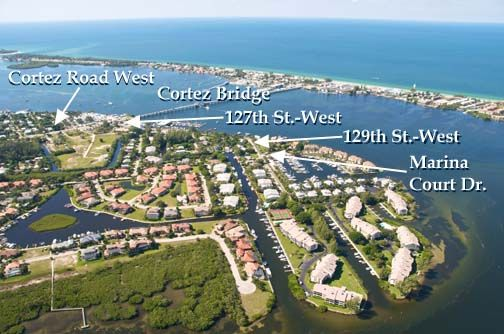 Hidden Cove Anna Maria Island Florida