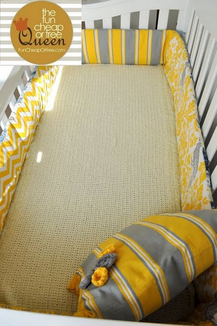 Color scheme? We like yellow, and with the gray there's a certain sophistication.