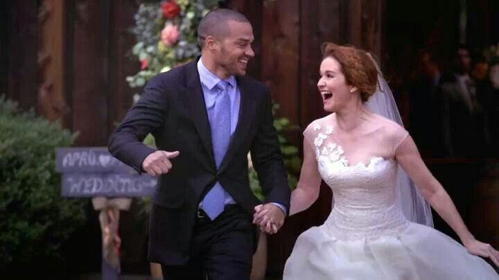 Ahh Such A Perfect Moment! / Greys Anatomy / Japril