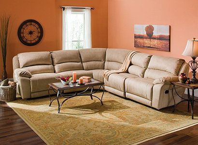 Raymour And Flanigan Cindy Crawford Mackenzie Recliner Sectional