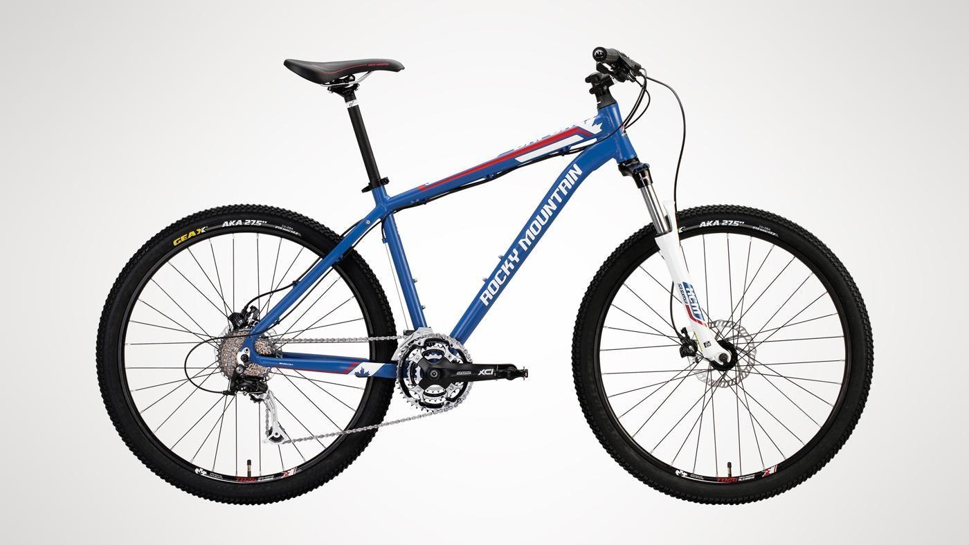 Vapor 275 rocky mountain bicycles mountain bicycle