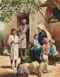 At Home In Nazareth Nazaret Hogar De Jesus