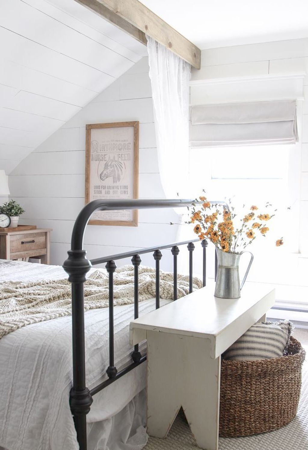 100+ Best of The Best Farmhouse Bedroom Ideas