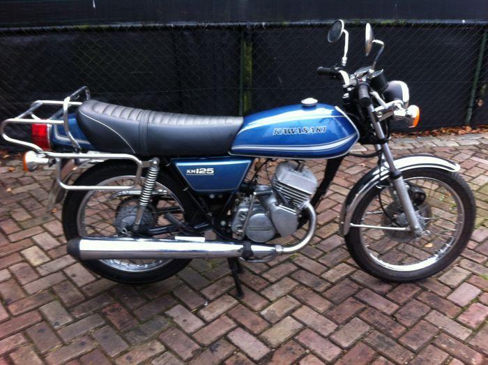 Kawasaki KH 125 - 1980