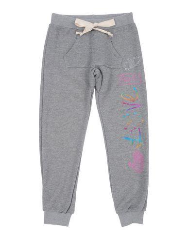 HAPPINESS Girl's' Casual pants Light grey 12 years