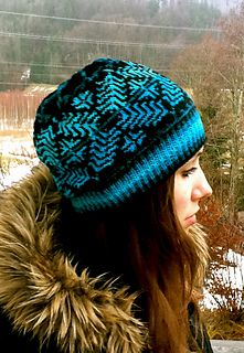 Silver Thistle Hat by Susi Ferguson