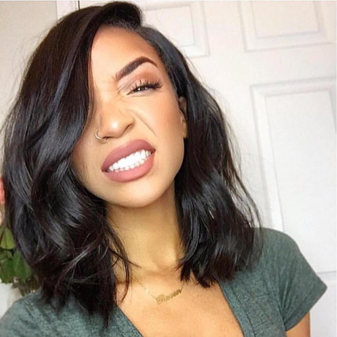Cute hairstyle Hair Pinterest Hair style Bobs and Hair goals