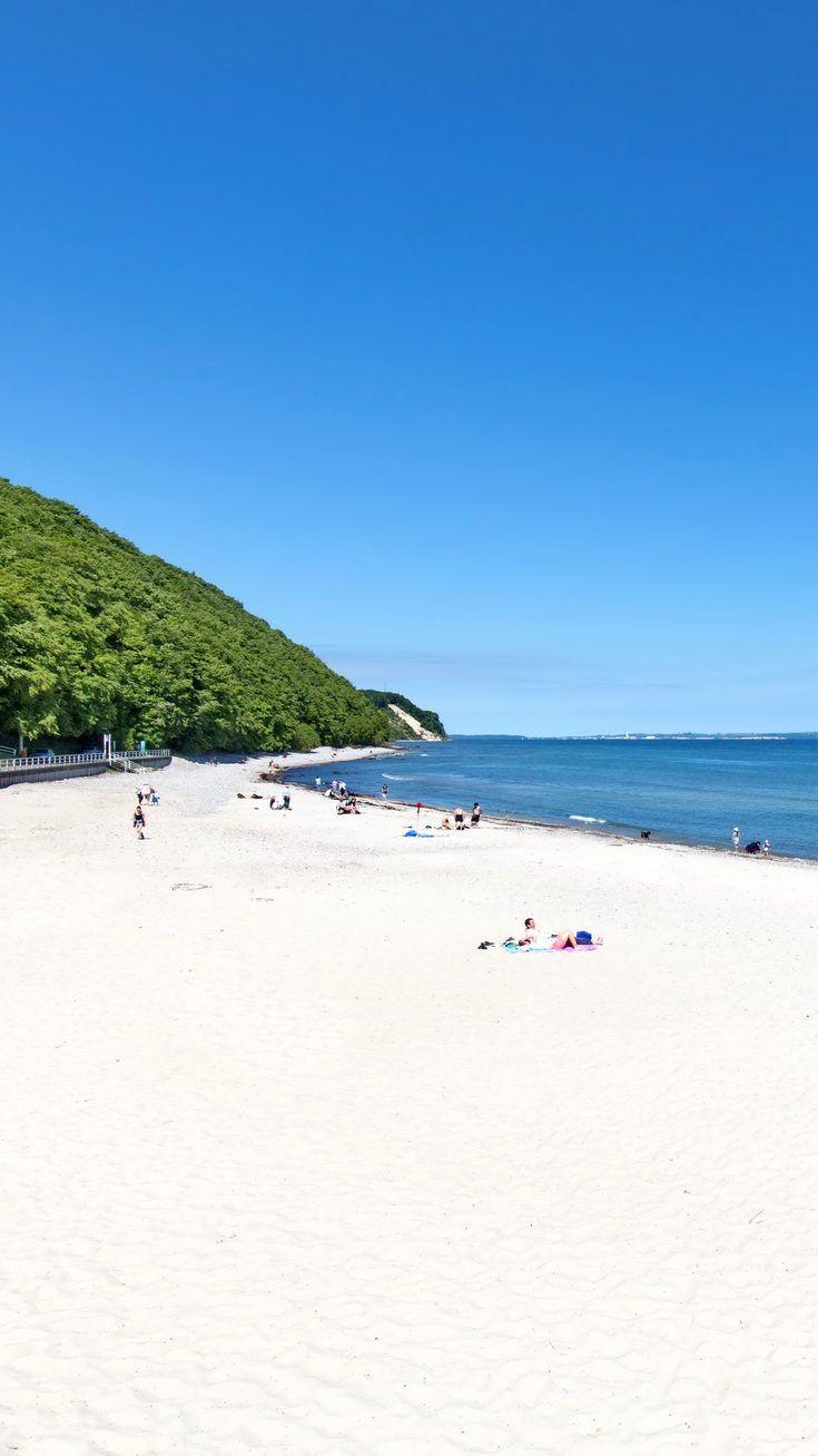 Beach Ostseebad Sellin Rügen Ostsee ferienwohnung