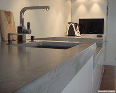 Küche Betonarbeitsplatte afbeeldingsresultaat voor beton arbeitsplatte küche kitchen