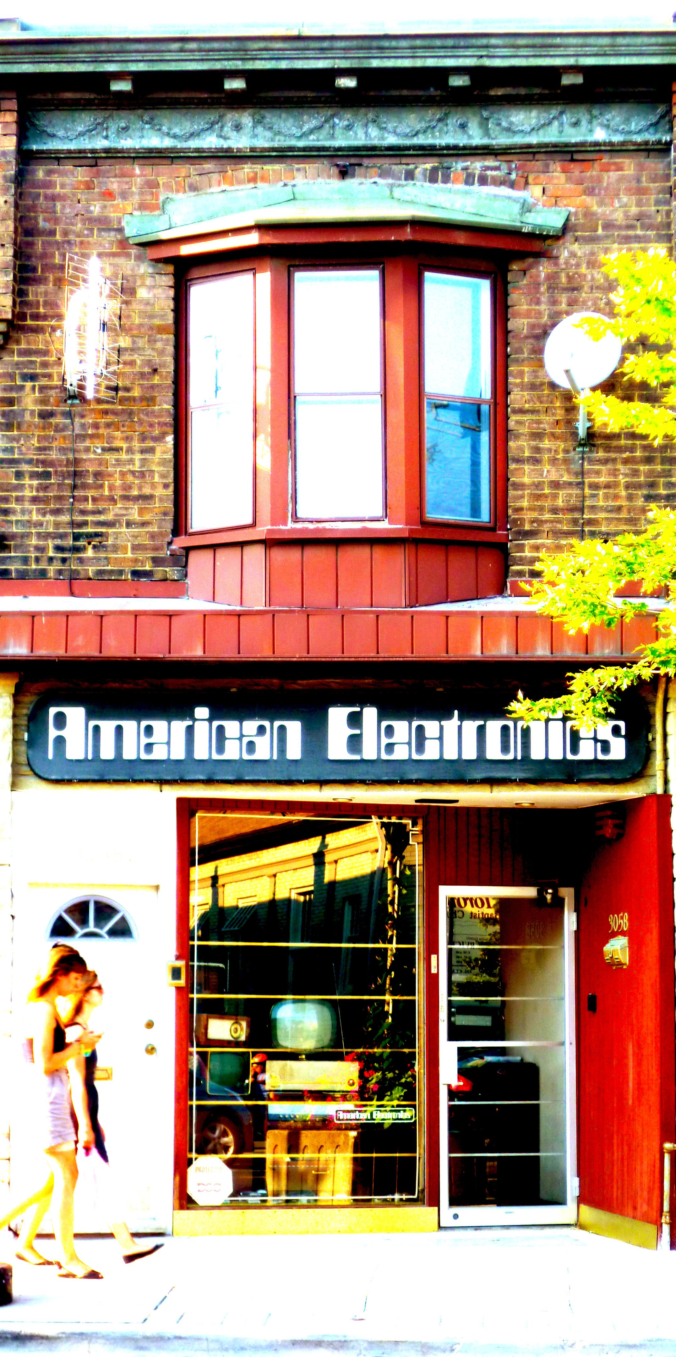 American Electronics 3058 Dundas Street W |The Junction, Toronto ...