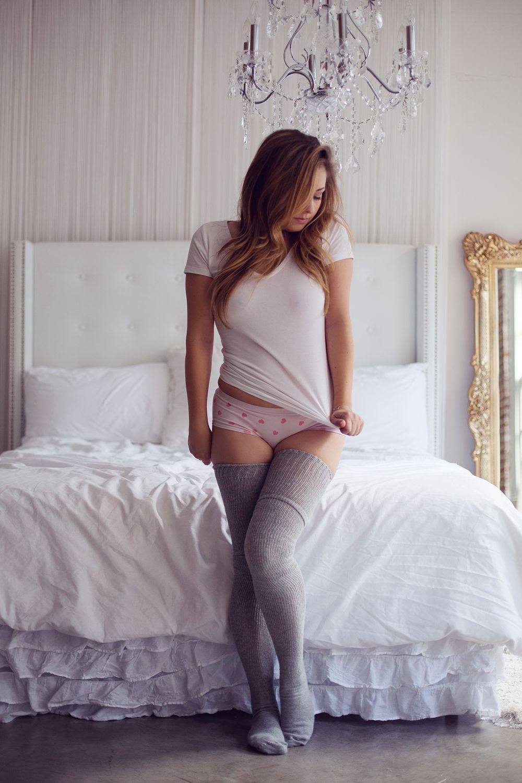 Sexy Landmädchen Selbstbilder Wright