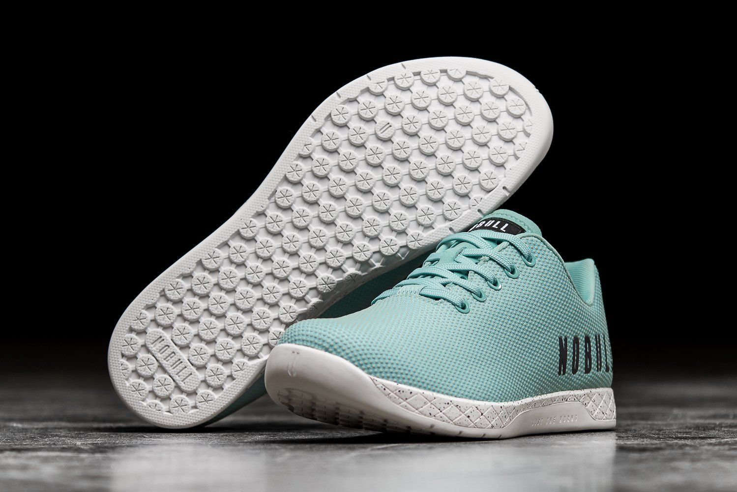 teal trainers womens