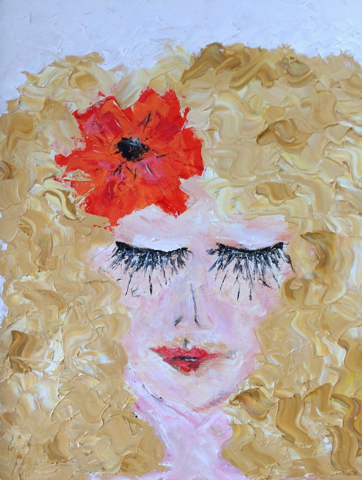 A blog about art, artwork, paintings by ZsaZsa Bellagio. Dreamy ...