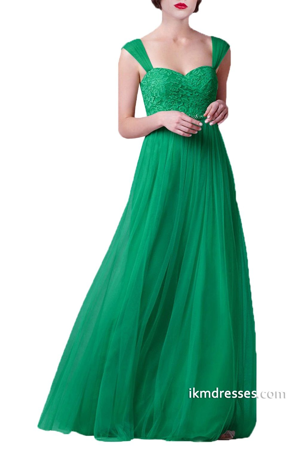 http://www.ikmdresses.com/Tulle-Bridesmaid-Dress-Prom-Dress-Lace-Prom-Dress-p88465