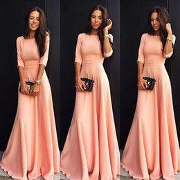 Coral Dresses 2018