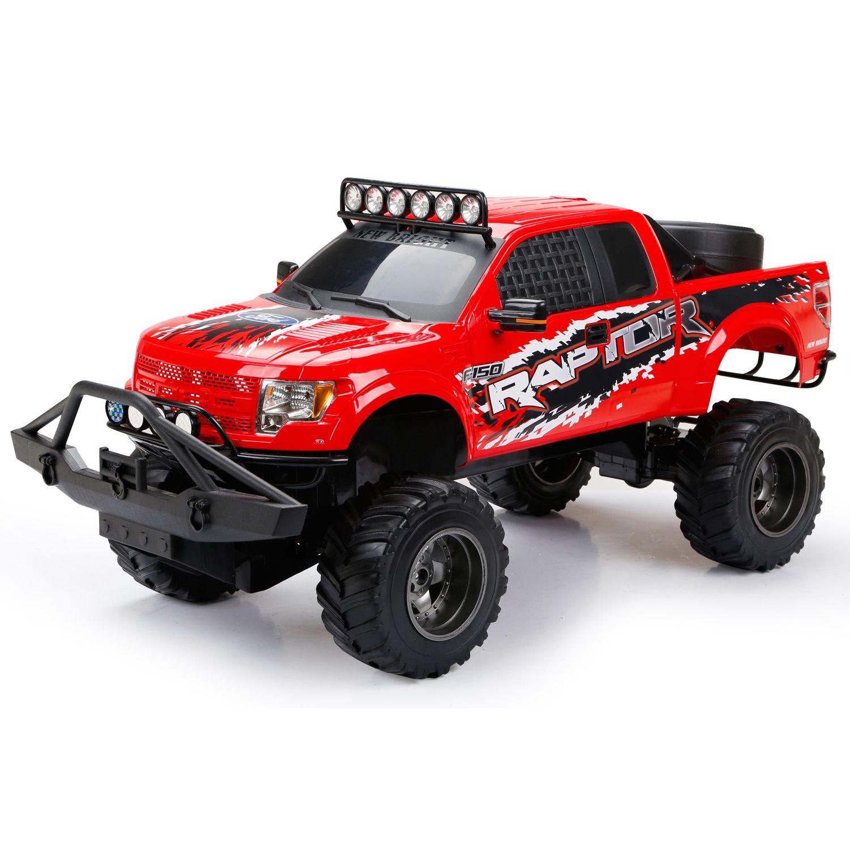 bffeb2c4ff41 New Bright RC 1 6 Scale Ford Raptor Truck