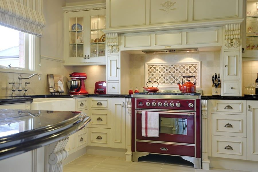 Pin by Better Bathrooms and Kitchens on French Provincial and ...