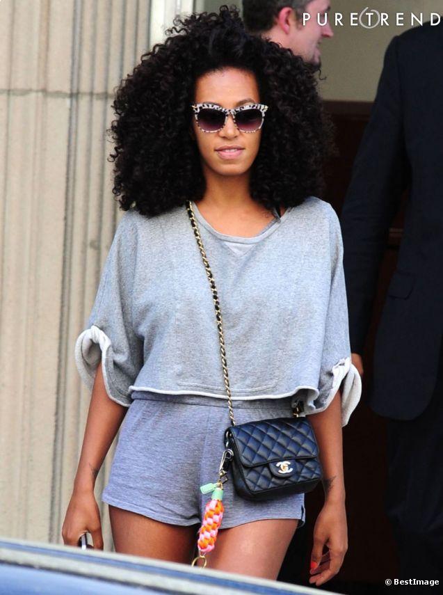 65ab1127064 solange knowles | Solange Knowles sort de chez Beyoncé à New York. - Photos