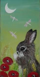 bunny art - Google Search