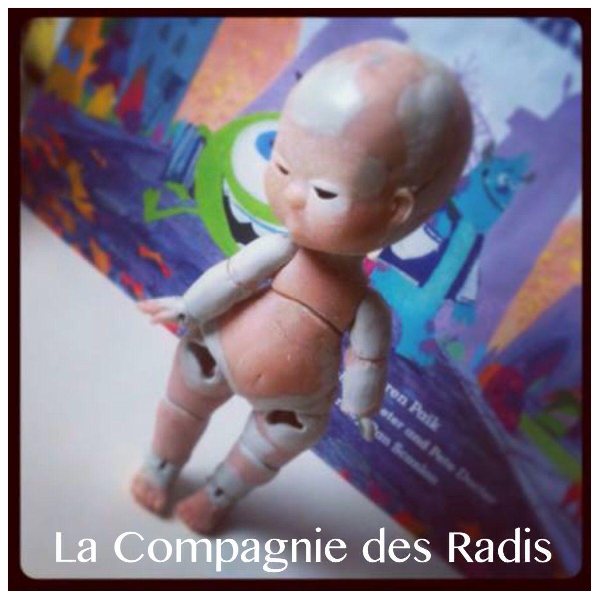 La Compagnie des Radis BJD
