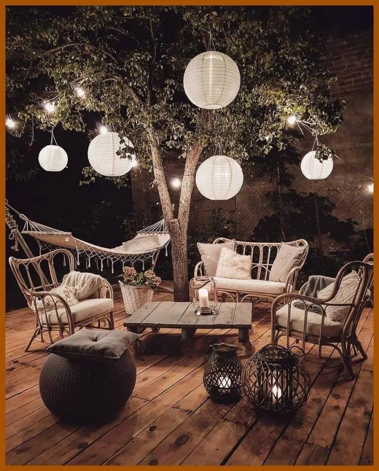 ➤60 Small Rustic Terrace Garden Design Ideas with Low Budget to Improve Your Home #smallgarden #smallterrace #smallpatio #backyard #homedecor #homedesign #patio #garden | gaming.me
