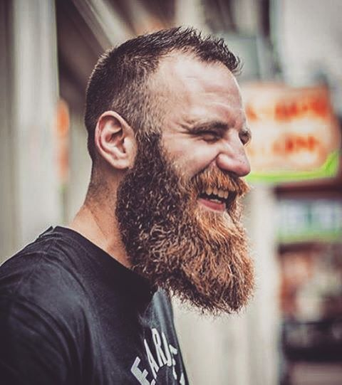 Best Beard By Biker  Beards  Pinterest  Moustache And Barbe-8403