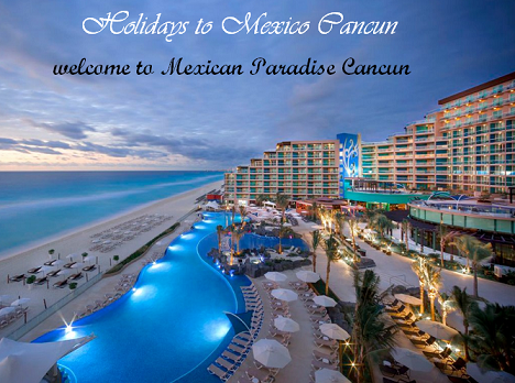 Cancun Is A Dazzling Place To Come For Couples Looking For A Romantic Break With Stunning Hotels Peaceful Hard Rock Hotel Cancun Cancun Hotels Cancun Resorts