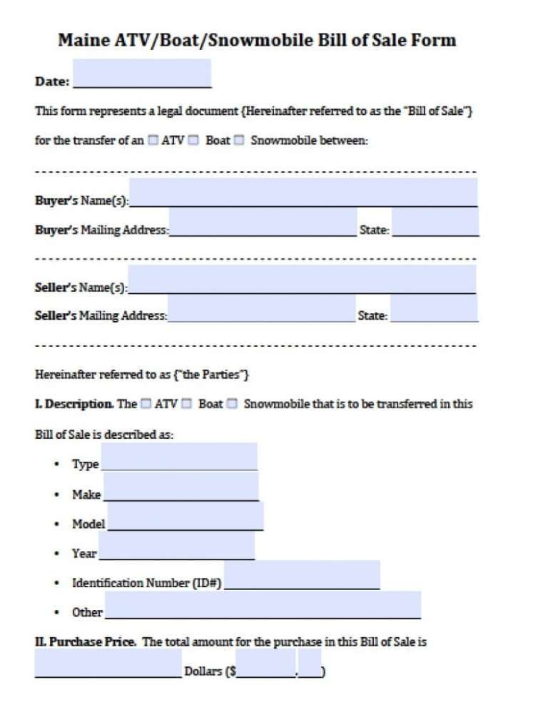 photo relating to Printable Atv Bill of Sale referred to as atv monthly bill of sale 3 Templates Correct estate styles, Monthly bill of