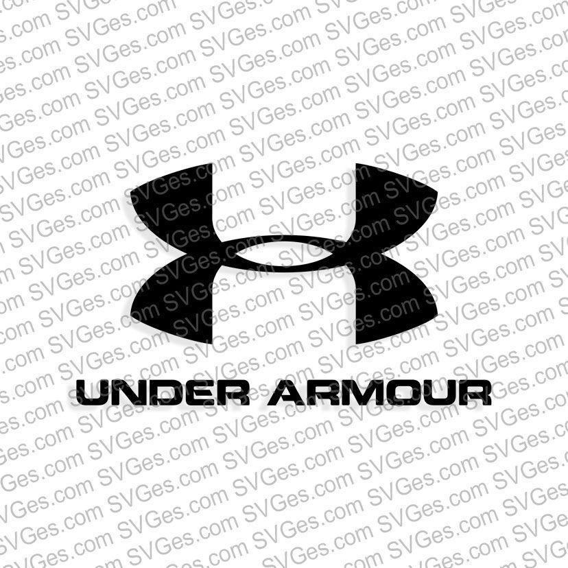 Under Armour logo SVG