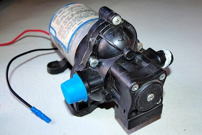 The Mysteries of the RV Water Pump Class b rv, Pumps, Diy rv