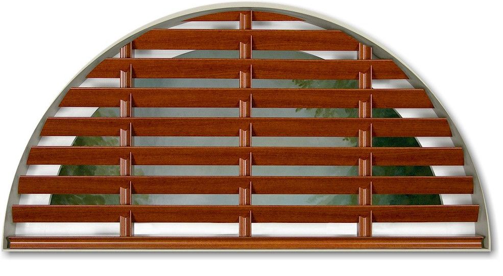 arched window curtain rod - Arch Window Curtains To Choose Depend ...