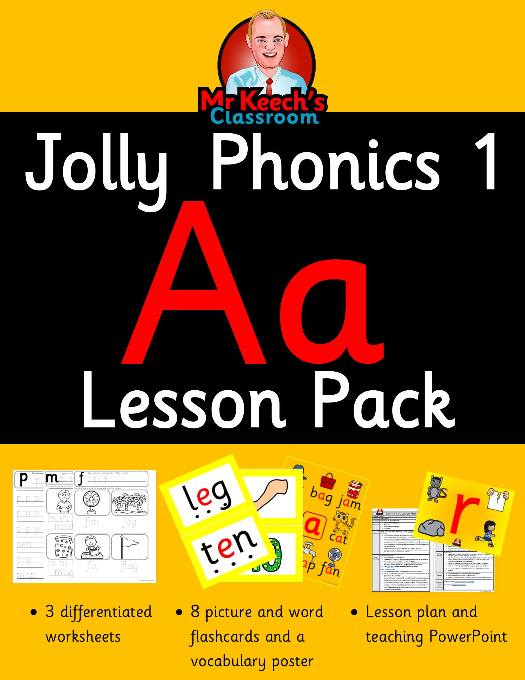 This Aa Lesson Pack Contains Everything You Need To Teach