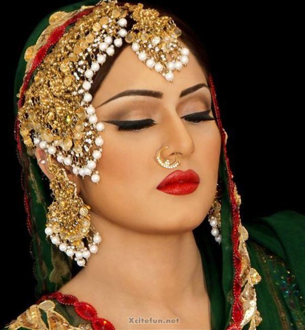 Bridal Makeup Smokey Eye Brown Eyes Looks 2014 Videos Kit Images