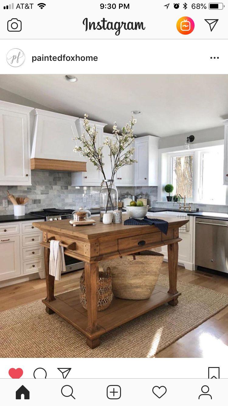 Pin von Linda Sumruld auf Kitchen Islands | Pinterest | Küche