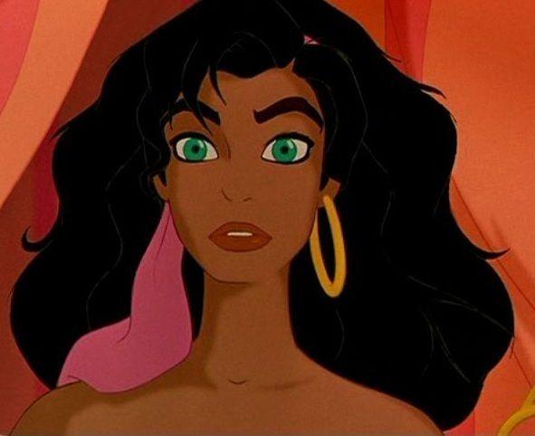 Disney Femslash Photo: Esmeralda