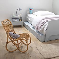Malu Child S Rattan Chair La Redoute Interieurs Bedroom