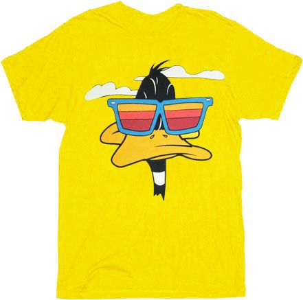 Daffy Duck T-shirt.