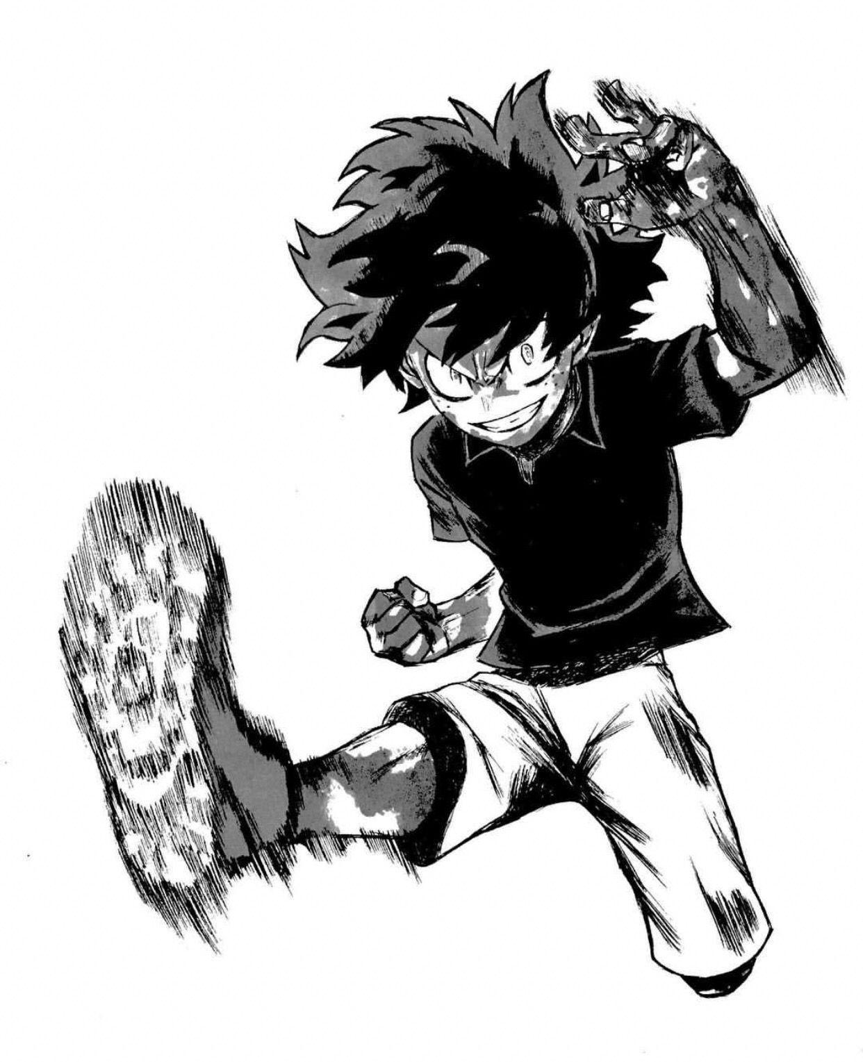Deku By Abdoumangaart Visit Our Website For More Anime And Animeart Tap The Link Below Myheroacademia Sao Anime Anime Artwork Anime Art