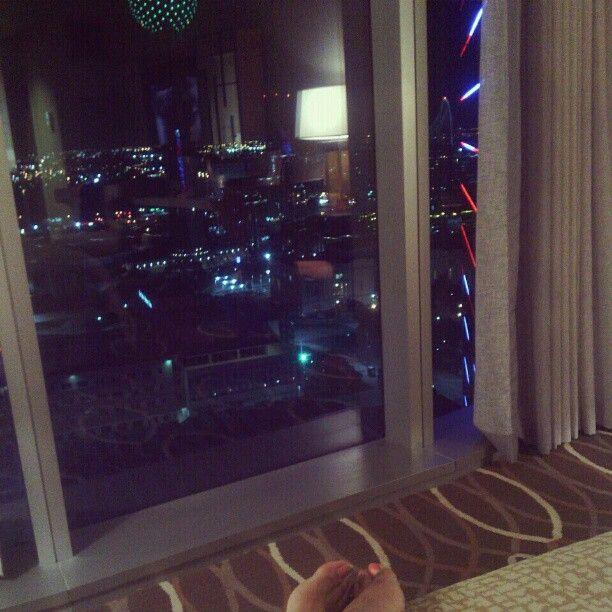 "@queenashlee1's photo: ""This view tho...  #Omni #Dallas #21stfloor #Motivational"""