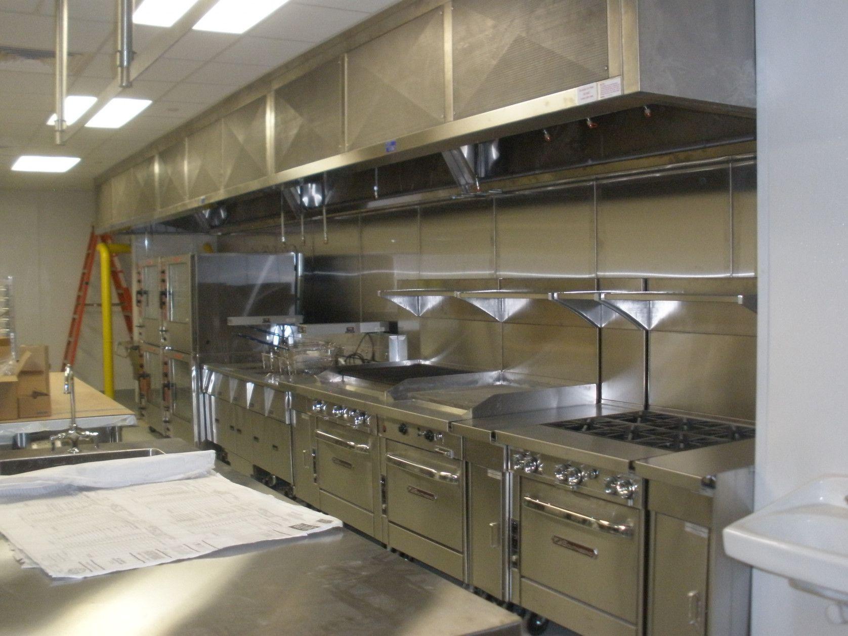 Commercial kitchen design   Kitchen Incubator   Pinterest ...