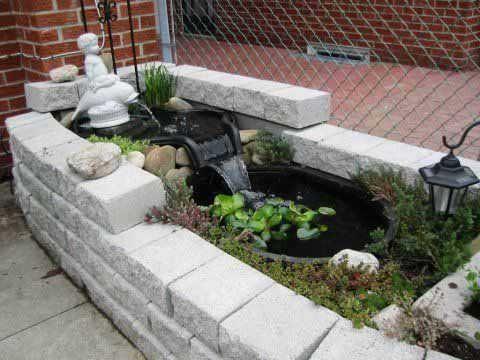 Estanque tortugas jardin buscar con google tortugas - Jardin con estanque ...