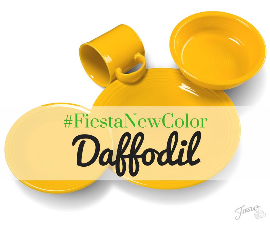 2017 fiesta color daffodil https://www.pinterest/fiestadishes